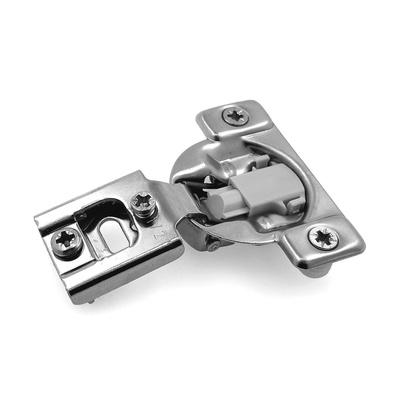 35mm 105 Degree 1/2 in. Overlay Soft Close Compact Concealed Hinge w ...
